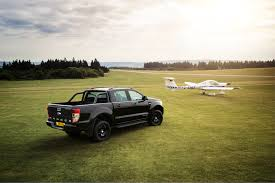 new ford truck exclusive new ford ranger black edition pickup to make debut at