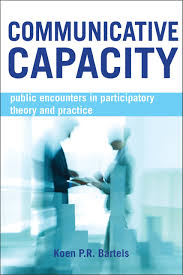 Capacity Communicative Capacity Public Encounters In Participatory Theory