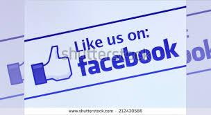 lavish electric store a4 bi fold brochure template like button facebook icon template jpg
