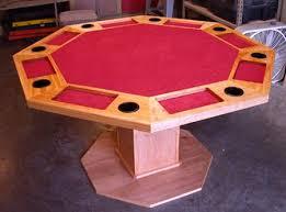 Octagon Poker Table Plans Ryan U0027s Poker Table 3