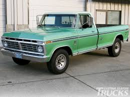 Classic Ford Truck Beds - 1973 ford f 350 build rod network