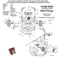 wild thing 74180 parts by vehicle