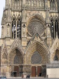 reims cathedral restored after bombing from a blog secularism is