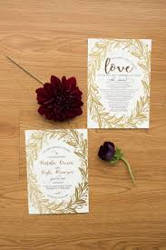 wedding invitations kansas city 97 best gold weddings images on gold weddings