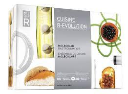 cuisine mol ulaire recette facile kit cuisine moléculaire cusine r évolution cuisine molécule r