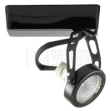 Halo Track Lighting Fixtures Halo Lzr401mb Track Lighting Lazer Low Voltage Mr16 Gimbal Ring