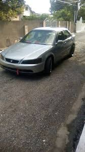 1998 honda accord torneo shape for sale in kingston jamaica