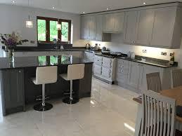 light grey kitchen masterclass ashborne light grey kitchen bishop sutton nailsea