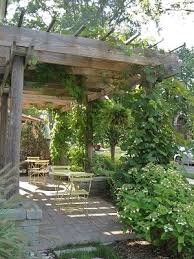 Pergola Landscaping Ideas by Best 25 Rustic Pergola Ideas On Pinterest Pergola Pergola