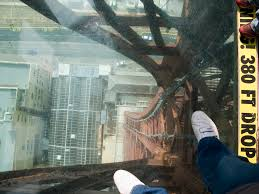 Glass Floor L Top Of Blackpool Tower Glass Floor Random Photo Took Of Me Flickr