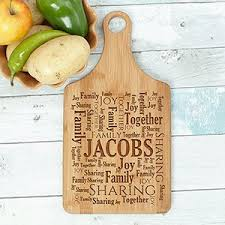 personalized cutting board personalized cutting boards giftsforyounow