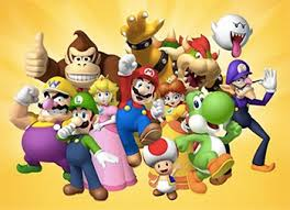 list mario franchise characters