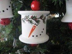 primitive snowman cubed wood ornament on etsy 4 00