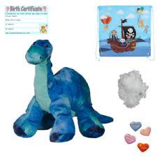 build your own teddy dinosaur brachiosaurus 16 40cm build your own teddy