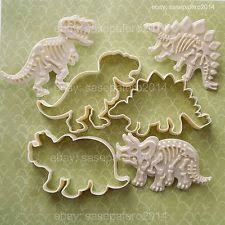 dinosaurs unbranded cookie cutters ebay
