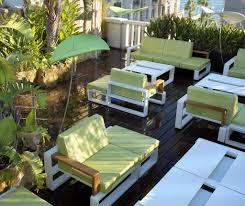 Outdoor Mobel Set Tribu How To Design Outdoor Living And Dining Rooms Archi Living Com