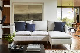 living spaces emerson sofa emerson sofas with square arms sofas