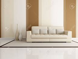 Brown And Beige Living Room Beige And Brown Living Room With Beige Couch And Wallpaper