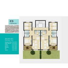 new cabana chalet c3 la hacienda ras sudr