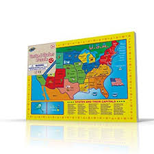 usa map puzzle for toddlers usa map puzzle for toddlers 17 pc large size us