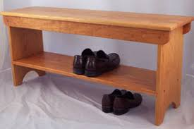 shoe bench shaker storage bench country boot bench
