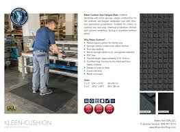 Fatigue Mats For Kitchen Rubber Anti Fatigue Mats For Industrial Areas Kleen Tex