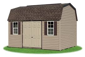 Pine Creek 12x24 Dutch Garage by Gambrel Barns Pine Creek Structures