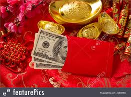 new years envelopes picture of new year envelope with dollars inside