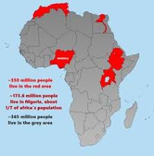 nigeria physical map nigeria physical map geography