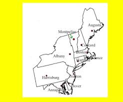 northeast united states map with states and capitals region northeast info pics maps more dude ranchcom northeast