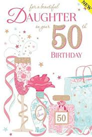 50 birthday card 50th birthday card co uk kitchen home