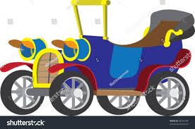 vintage cars clipart cartoon vintage car isolate stock vector 82232746 shutterstock