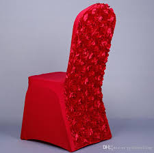 cheap chair covers wholesale elastic home polyester spandex 3d wedding chair