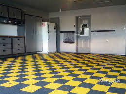 Tiles For Garage Floor Surfaces And Rubber Tile Floor For The Garage Xgrass