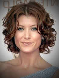 short hairstyles for curly hair round face u2013 latest hairstyles for