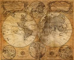World Map With Longitude And Latitude Degrees by The Mystery Of Extraordinarily Accurate Medieval Maps