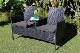 Outdoor Jack And Jill Chair by Excalibur Outdoor Living U0027forres U0027 Jack U0026 Jill Bench Auction