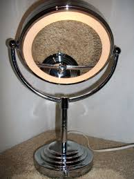 conair lighted vanity mirror mirrors conair lighted makeup mirror conair vanity mirror