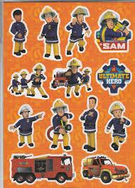 fireman sam fridge magnet jupiter pontypandy penny elvis