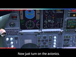how to start the default learjet 45 fsx youtube