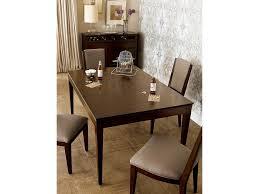 kincaid furniture dining room elise leg table 77 054 hickory