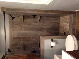Wood Shower Door by Rustic Bathroom Shower Ideas Caruba Info