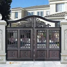 Front Door Security Gate by Beautiful Front Home Gate Design Pictures Decorating Design