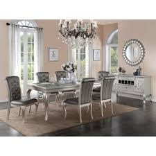 Kelly Ripa Home Hayley Pc Dining Set Dining Table   Side - Dining room chair sets