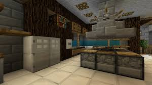 Minecraft Kitchen Design