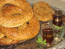 la cuisine turque mon petit pêché mignon le simit 1001 délices de houria