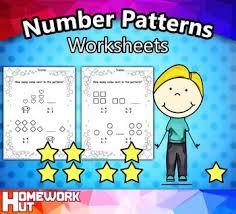 free worksheets 3rd grade math number pattern worksheets free