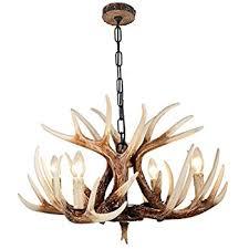 Deer Antler Light Fixtures Twelve Light Deer Antler Chandelier Lighting 36in Chain