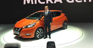 nissan micra review 2017 2017 nissan micra revealed in paris photos 1 of 28
