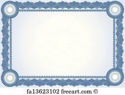diploma frame free print of vintage stock certificate empty border frame